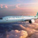 Etihad to mark Greenliner anniversary with sustainability showcase flight from London to Abu Dhabi